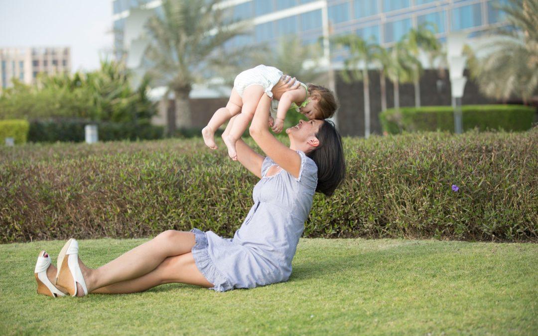 Lettre d'une petite fille à sa maman